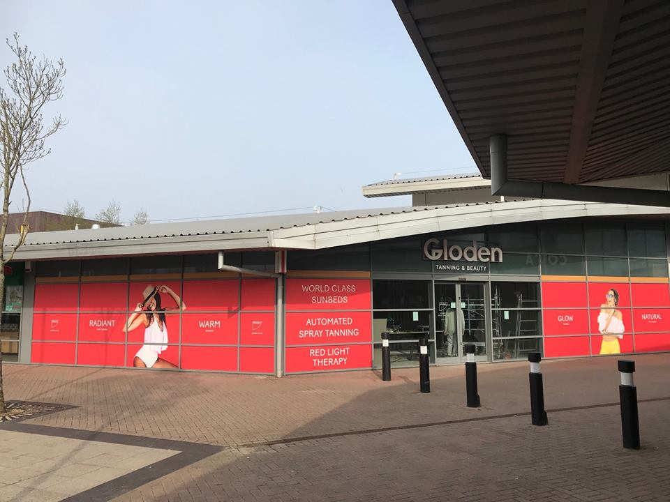 Imperial retail park - Gloden